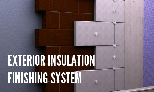 Services sotea s r l for Exterior insulation and finish system