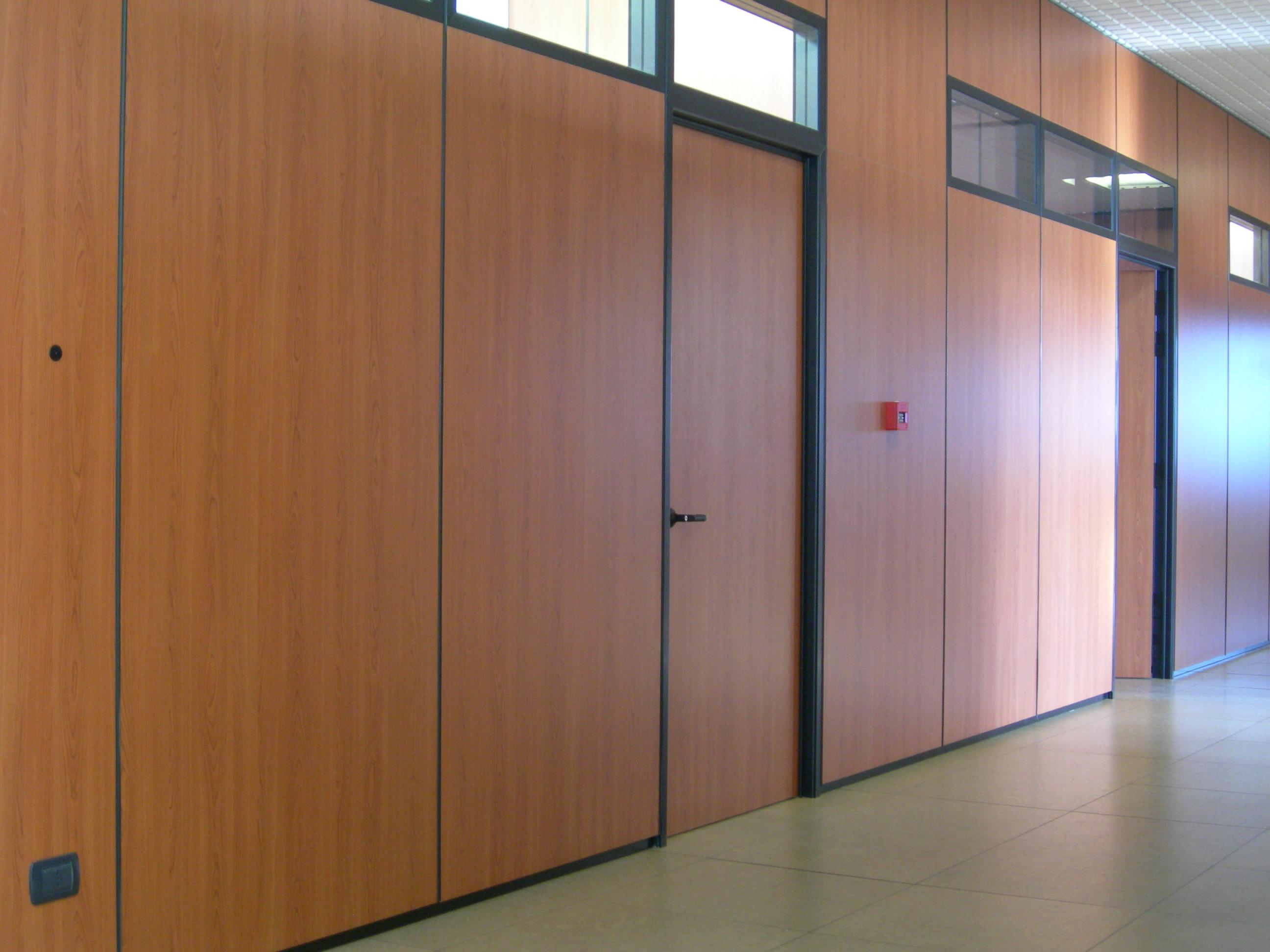 Pareti divisorie mobili a Torino - SOTEA - Opere in ...