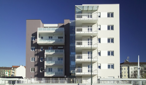 Exterior Insulation Finishing System Sotea S R L